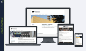 magnatech.at website template