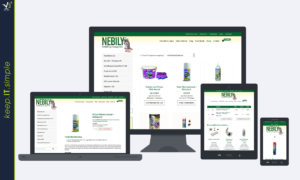 nebily.com shop template